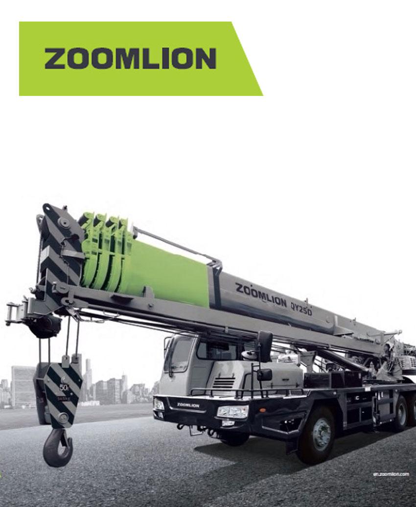 Truck Crane 25 Tons